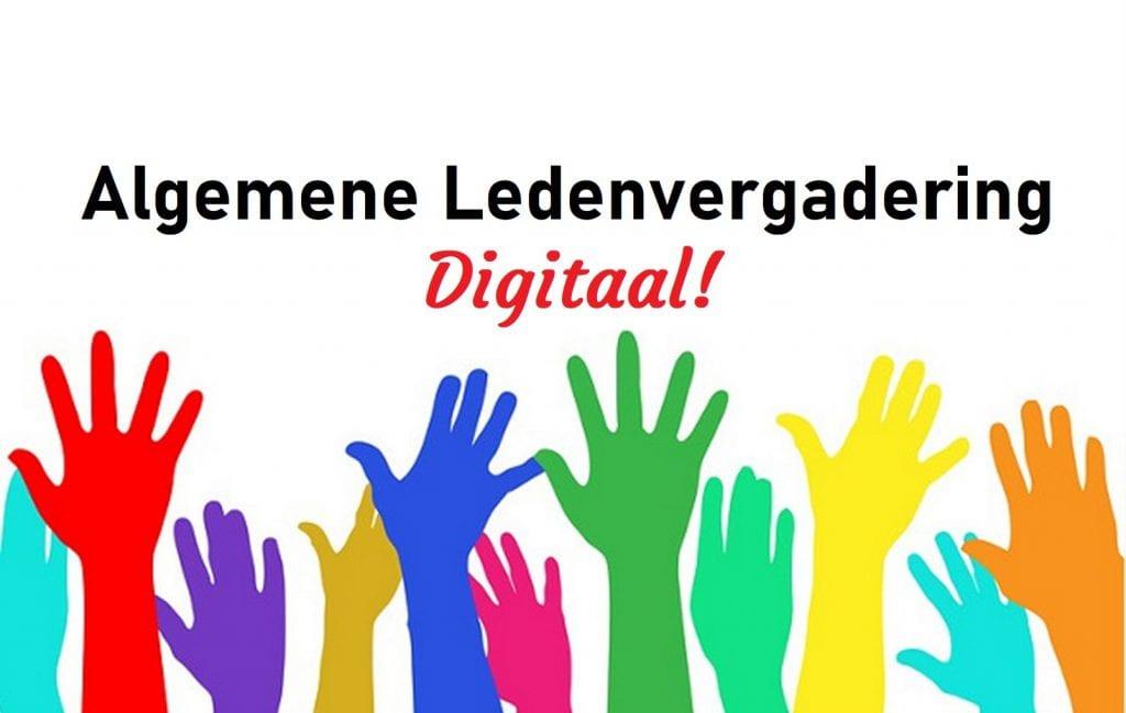 Algemene Ledenvergadering Online